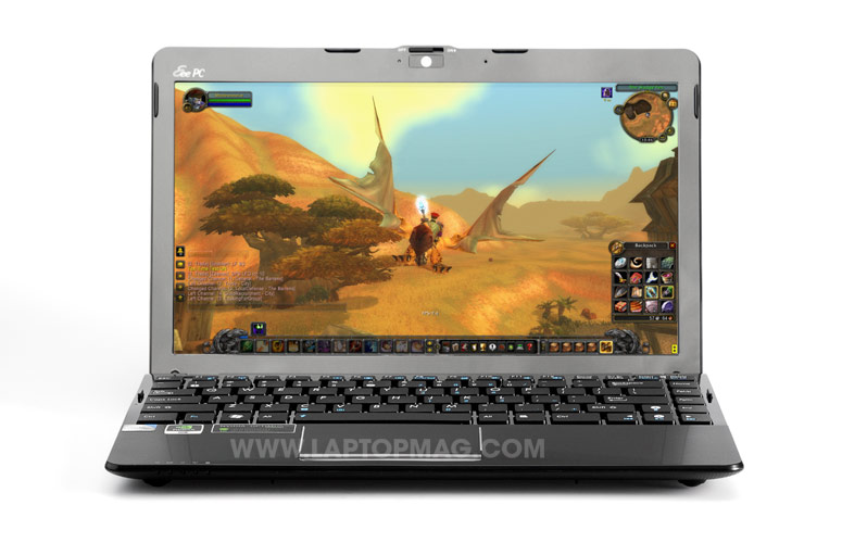 Asus Eee PC 1215N Notebook Review 1