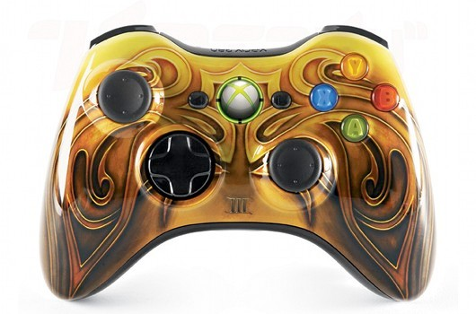 Special edition Xbox 360 controller Coming Soon