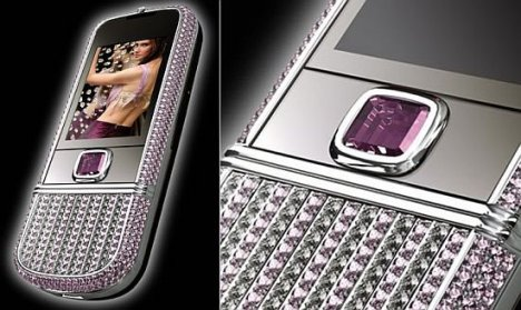 Top 8 Most Expensive Cell Phones In The World 1