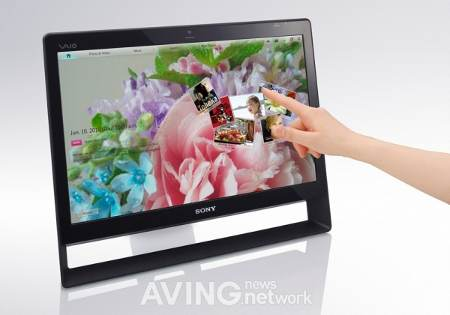 Sony to launch VAIO J Series All-In-One Multimedia PC