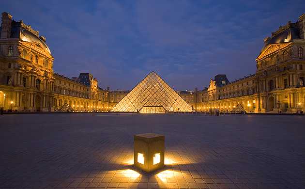 The Louvre, The Louvre paris, paris The Louvre