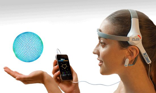XWave Headset Lets You Mind-Control Your iPhone 1