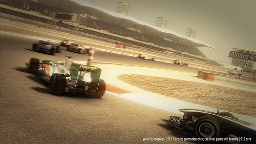 F1 2010 by Codemasters is Coming ! 1