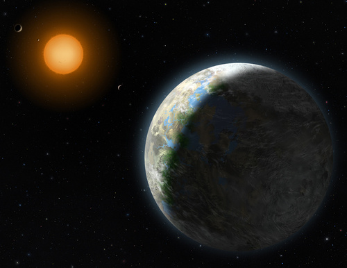 Astronomers Have Discovered An Earth-like Planet 20 Light Years Away