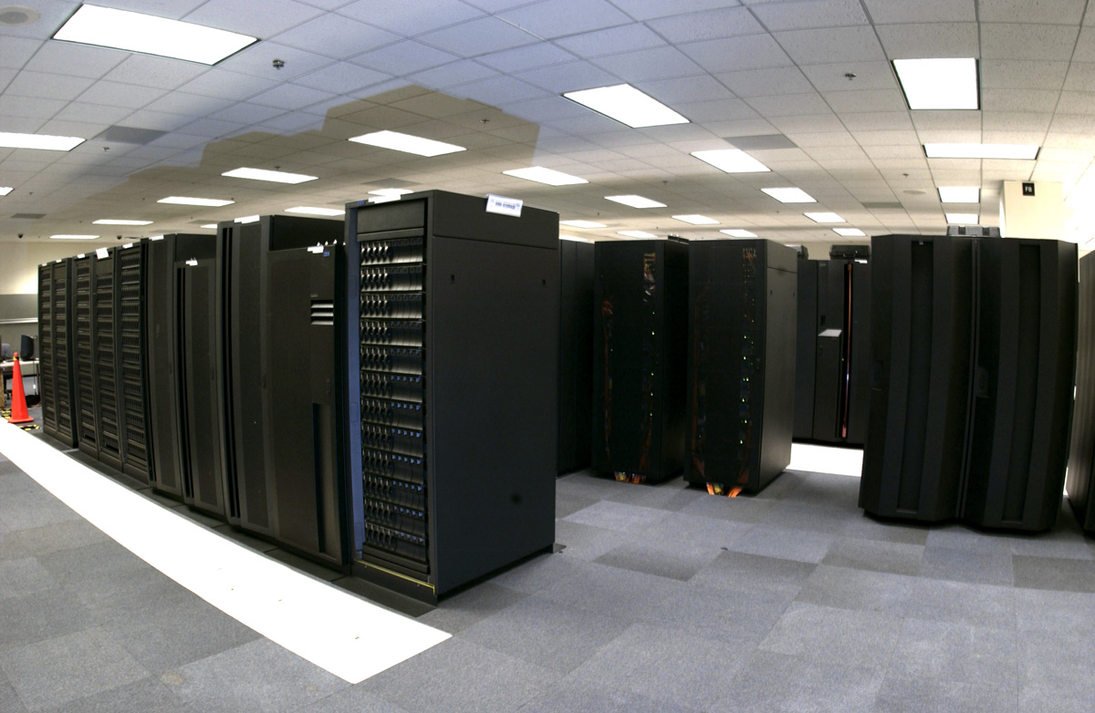 Top 10 Supercomputers In The World 1
