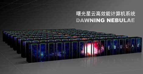 Nebulae, Nebulae china, Nebulae supercomputer