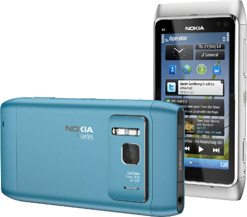 Nokia Says Small Number of N8 Phones Have Power Problems