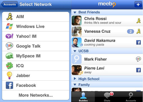 Top 5 Most Popular Instant Messaging Mobile Apps 1