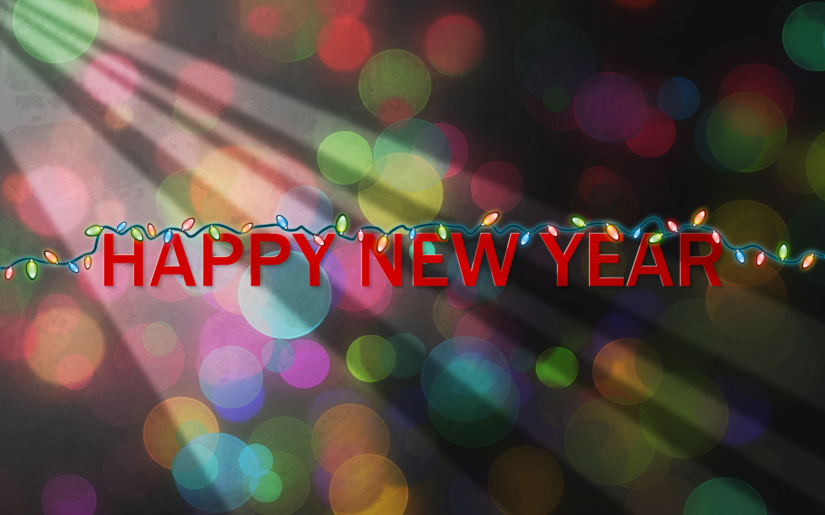 """Happy New Year"" Wallpaper Collection For Your Desktop"