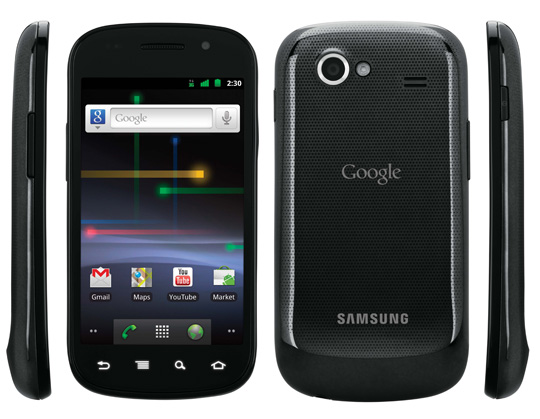 Samsung Nexus S: The New Smartphone By Google
