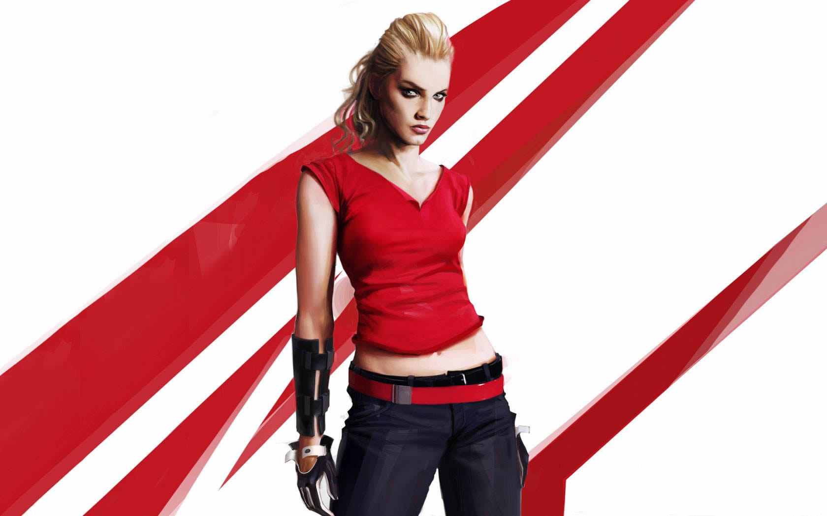 """Mirror's Edge"" Wallpaper Collection For Your Desktop"