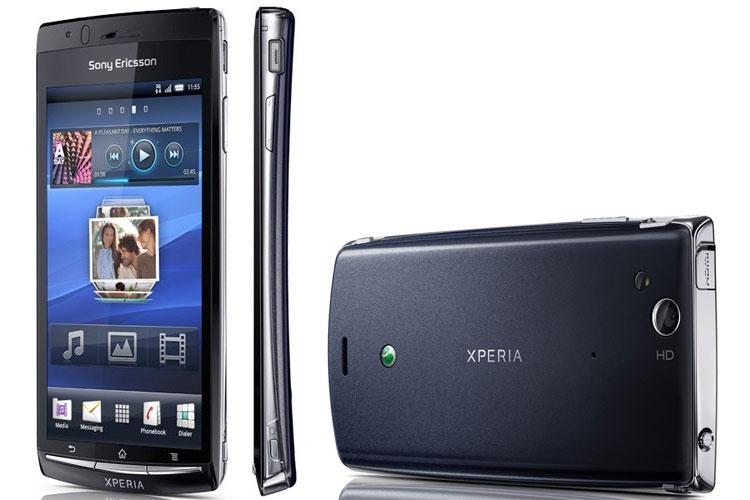 Sony Ericsson Announces Xperia Arc Smartphone