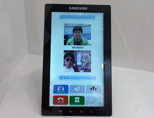 New Samsung Galaxy Tablet To Debut At The Mobile World Congress