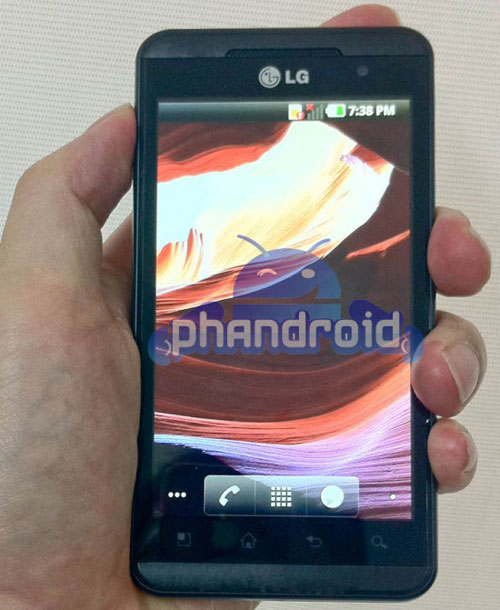 LG Optimus 3D To Have Glasses-Free Screen & Dual-Lens 3D Camera