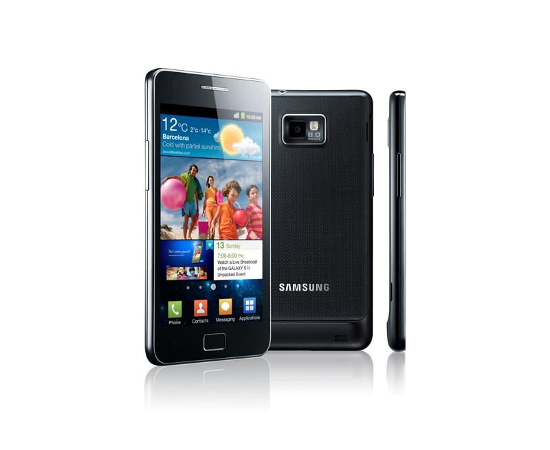 Samsung Unveils Galaxy S II Smartphone Comes With Dual-Core 1GHz CPU, 4.3-inch Super AMOLED Plus & So Much More