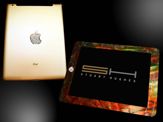 Special Edition iPad 2 Made Up Of Rocks, Diamonds & Dinosaur Bones, Costs $8 Million