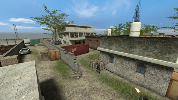Osama Bin Laden Abbottabad Compound Counter-Strike Map Now Available For Download