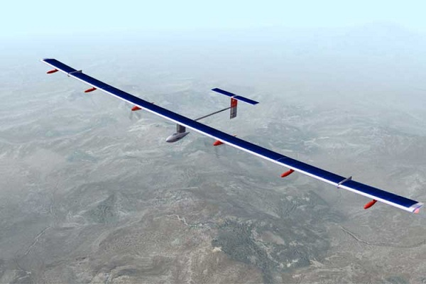 "Solar-Powered Airplane ""Solar Impulse"" Completes First Ever International Flight"