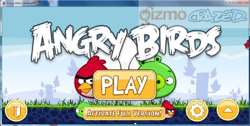 Angry Birds For Windows Is Now Available For Download