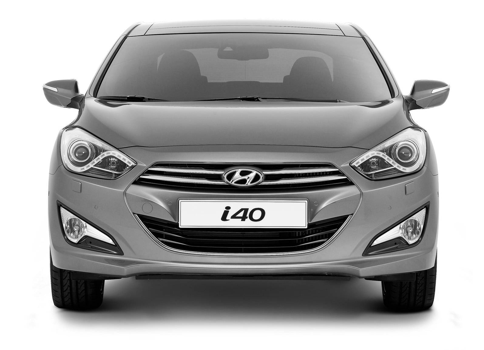 Hyundai i40 - The Beautiful Car