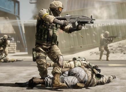 Battlefield Bad Company 2, games