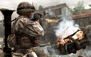 Call of Duty Modern Warfare 2, games