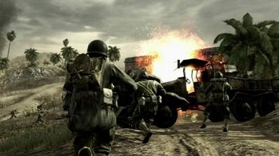Call of Duty World at War, games