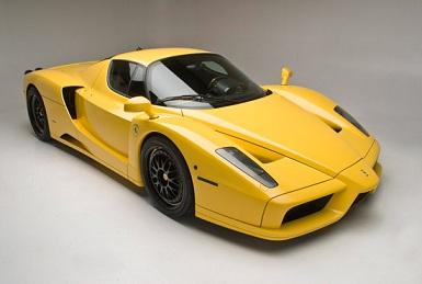 Ferrari Enzo, Ferrari Enzo most expensive car