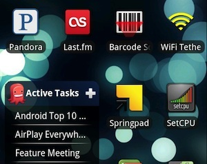 android widgets, android