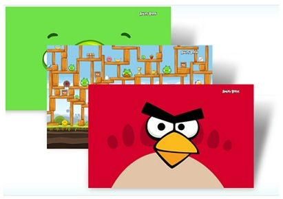 angry birds, windows 7, windows 7 themes, themes,windows, microsoft
