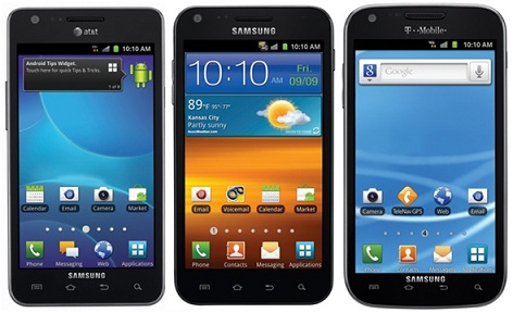 Samsung Galaxy S II Set To Launch In U.S For AT&T, T-Mobile And Sprint