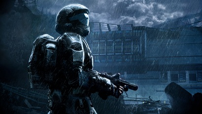 """Halo"" Wallpaper Collection For Your Desktop"