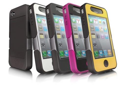 iSkin Revo4 Case For iPhone 4, iphone 4 cases, iphone 4