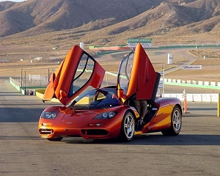 McLaren F1, McLaren F1 most expensive cars, most expensive cars
