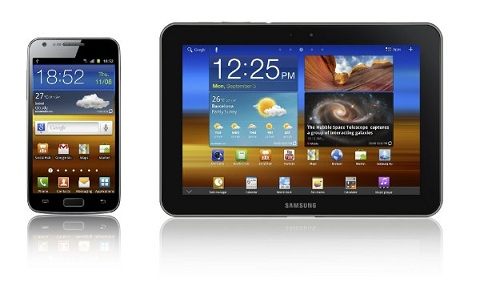Samsung To Unveil Galaxy S II LTE and Galaxy Tab 8.9 LTE At IFA