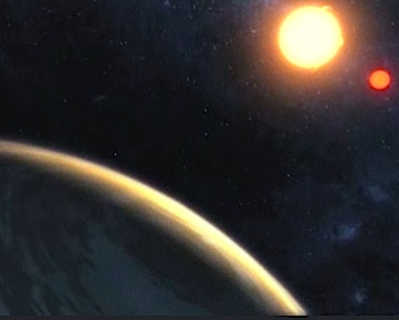 NASA Discovers New 'Tatooine' Planet With Two Suns [VIDEO]