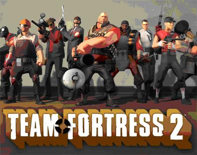 Team fortress, Team fortress multiplayer game, Team fortress video game