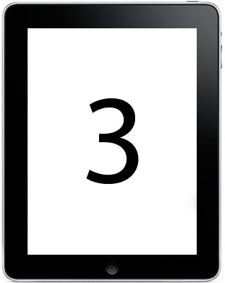 iPad 3 Will Be Thinner And Lighter, Suggests New Battery Packs