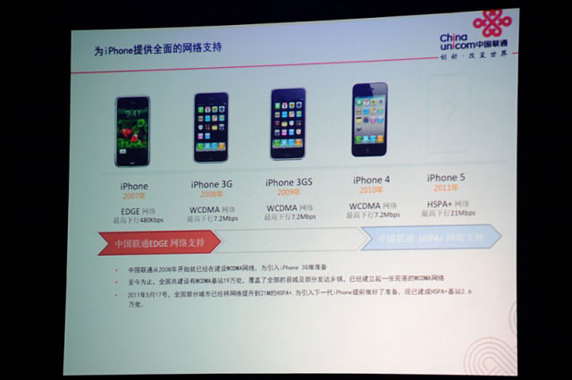 iPhone 5 Will Support 4G-Like HSPA+ [REPORT]