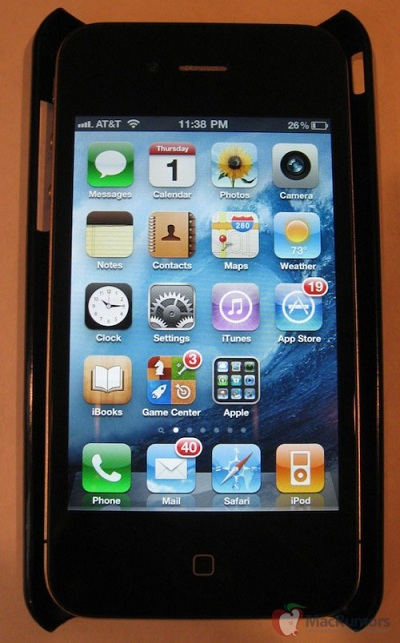 iPhone 5 Cases Hints At A Much Larger Device With A 4-Inch Screen