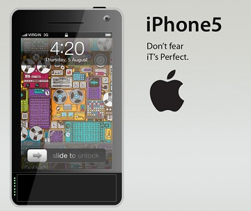 Apple To Hold Media Event On October 5 To Announce iPhone 5? [REPORT]