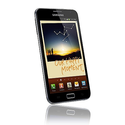 Samsung Announces Galaxy Note With 5.3-Inch Super HD AMOLED Screen & Dedicated Stylus 1