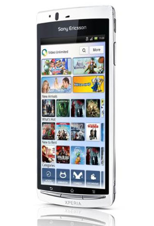 Sony Ericsson Announces Xperia Arc S Smartphone, Set To Launch Coming In October
