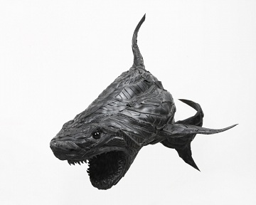 Amazing Recycled Tire Sculptures [PICS]