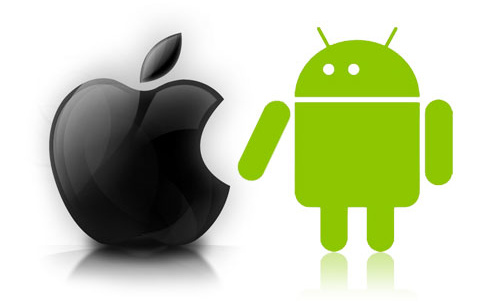 War With Statistics: Android vs. iOS