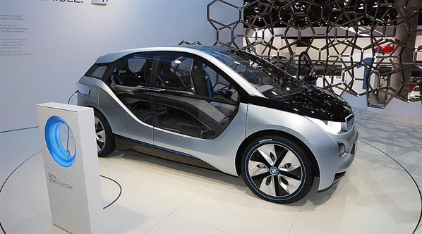 Top 10 Eco-Friendly Cars From The Frankfurt Motor Show 2011 1