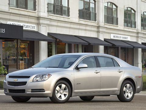 Chevrolet Malibu Hybrid,hybrid cars