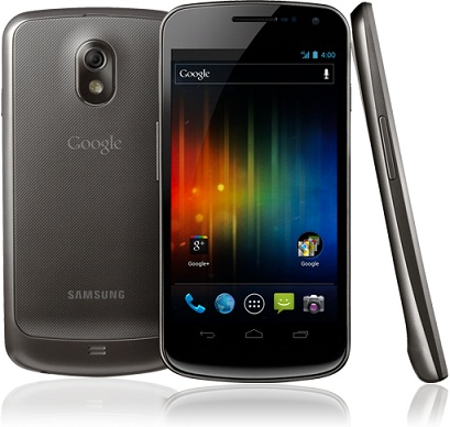 Samsung Unveils Galaxy Nexus Smartphone, Runs Android 4.0 Ice Cream Sandwich