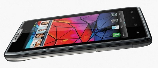 Motorola Announces Droid Razr, The World's Thinnest Smartphone 1