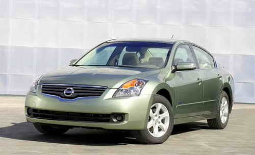 Nissan Altima Hybrid,hybrid cars